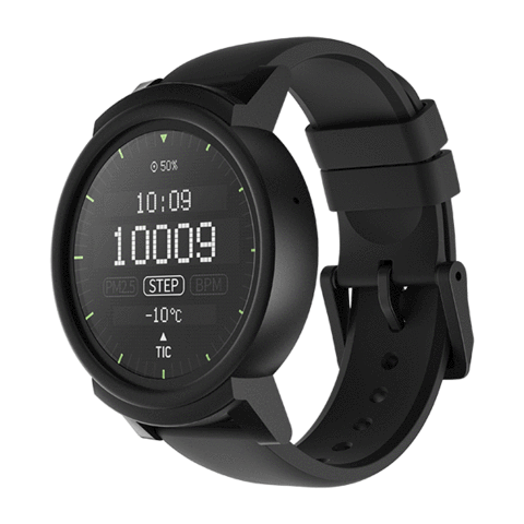 An Ios User S Review Of Wear Os Android Wear With The Ticwatch E Mohammed Nafees